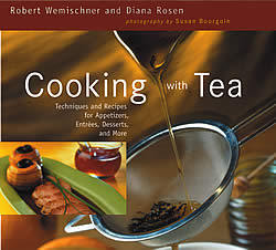 Cooking With Tea (book)