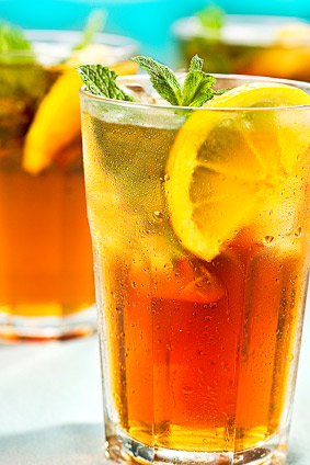 Tahitian Blend Iced Tea (4oz. Loose Tea) [TA1004-I]