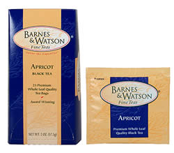 Apricot (25 Foil-Wrapped Teabags)