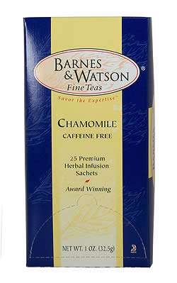 Chamomile (25 Pillow Teabags)