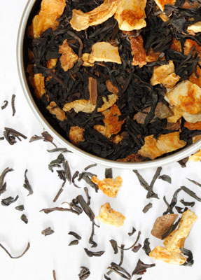 Delicate Orange Spice™ (4oz. Loose Tea)