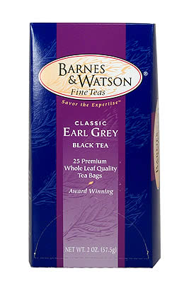 Classic Earl Grey Teabags (25 Pillow Teabags)