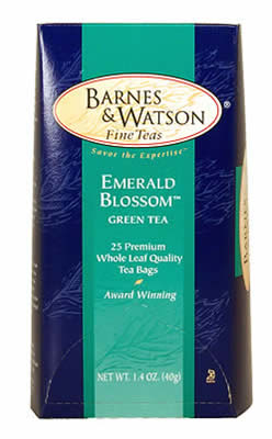 Emerald Blossom™ (25 Pillow Teabags)