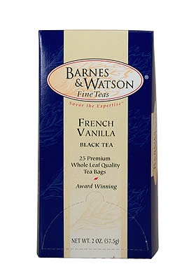 French Vanilla (25 Pillow Teabags)