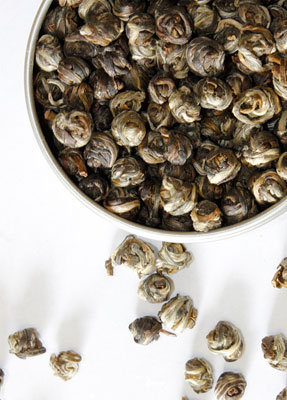 Jasmine Pearls (2oz. Loose Tea)