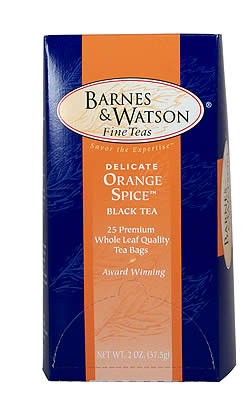 Delicate Orange Spice™ (25 Foil-Wrapped Teabags)