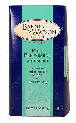 Pure Peppermint (25 Pillow Teabags)