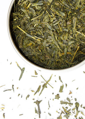 Sencha Fukujyu (4oz. Loose Tea) - Click Image to Close