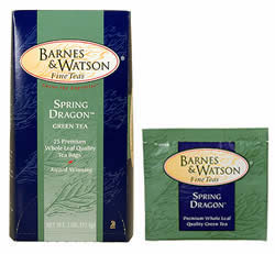 Spring Dragon™ (25 Foil-Wrapped Teabags)
